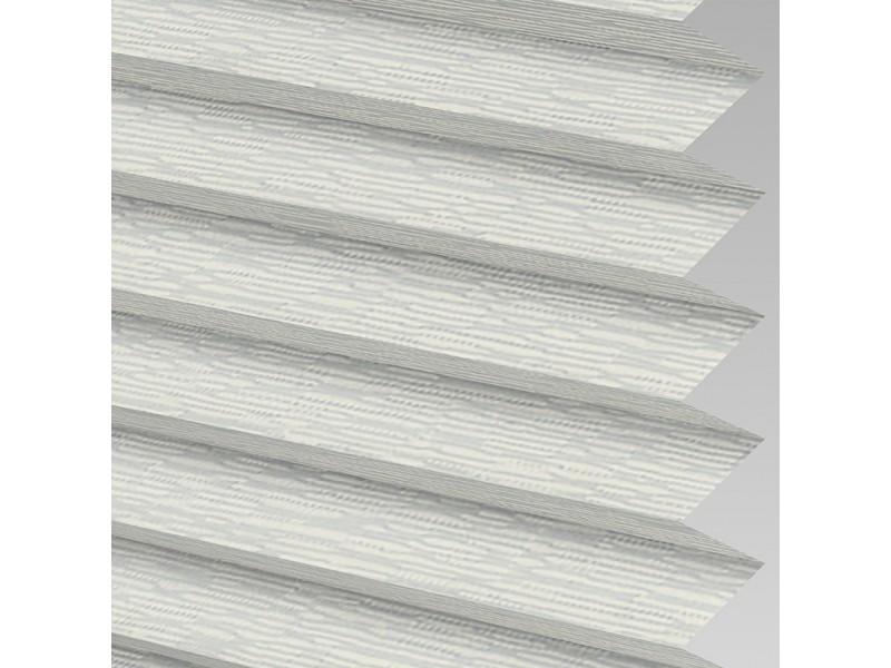 Pleated Polyester JASMINE asc - 4 colourways