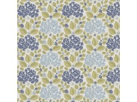 35% Polyester / 65% Cotton HYDRANGEA - 3 Colourways