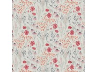 100% Polyester MEADOW FLOWER - 3 Colourways