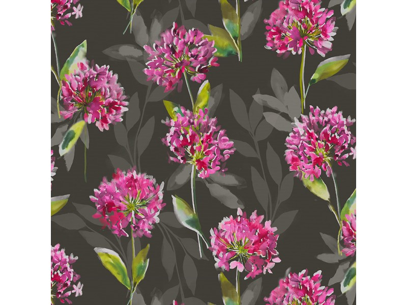 100% Polyester ZINNIA BLACKOUT - 3 Colourways