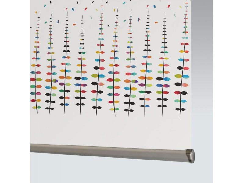 100% Polyester ZOE BRIGHT - 1 Colourway