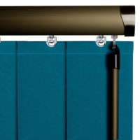 Senses Vertical Head Rails (Bronze Series)