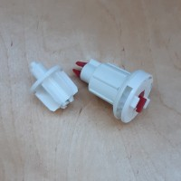 32mm Roller Control Set (Louvolite) Red Pin Easi-Load