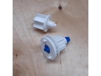 32mm Roller Control Set (Louvolite) Blue Pin Easi-Load