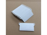 "Vertical Bottom Weights 89mm (3.5"") WHITE Pack Quantities"