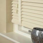 50mm Wood - Robinwood Painted Collection with Woven Tapes