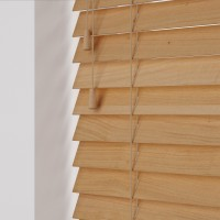 50mm Wood - Hollywood Collection with Standard Ladder Cords