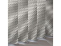 Vertical Slats in 100% Polyester ASPEN - 3 Colourways