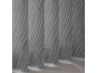 Vertical Slats in 100% Polyester CHENILLE - 5 Colourways
