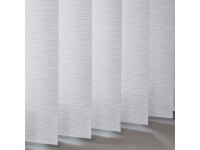 Vertical Slats in 100% Polyester GLINT - 3 Colourways