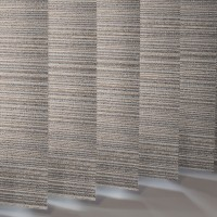 Vertical Slats in 100% Polyester KASSALA - 5 Colourways