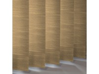 Vertical Slats in 89% Polyester / 11% Linen LINENWEAVE - 9 Colourways