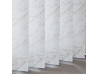 Vertical Slats in 29% PVC / 71% Fibreglass STELLA FR - 2 Colourways