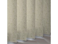 Vertical Slats in 100% Polyester WILLOW asc - 2 Colourways